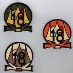 HT-18 SHOULDER PATCHES